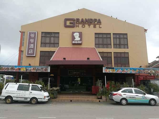 EXTERIOR_BUILDING Grandpa Hotel