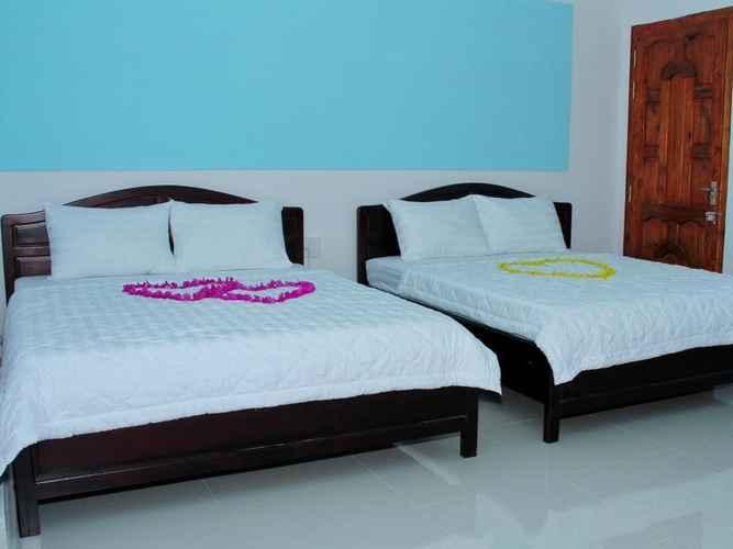 BEDROOM Khách sạn Ny Na