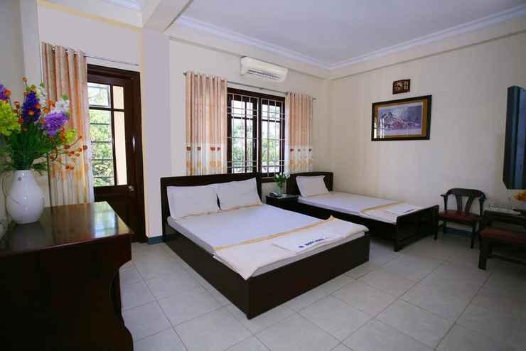 BEDROOM Aquatic Ocean Hotel Nha Trang