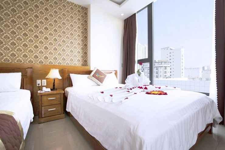 BEDROOM Charming Danang Hotel