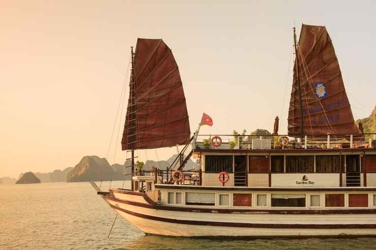 EXTERIOR_BUILDING Du thuyền Garden Bay Premium