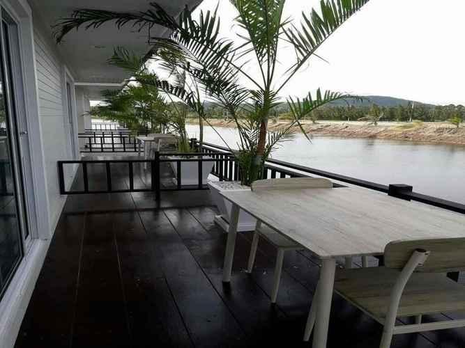 LOBBY The Lake Hill - Natural Villa