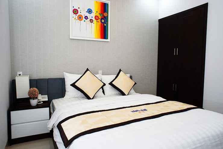 BEDROOM Khách sạn Hà Nội Blue Đà Nẵng