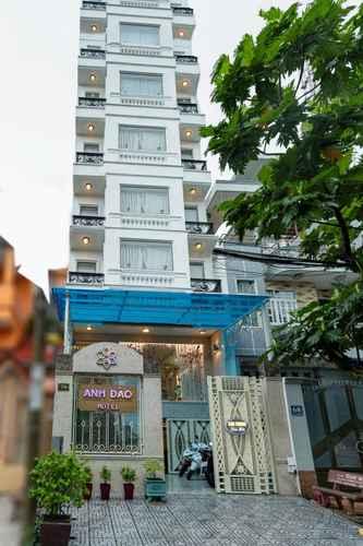 EXTERIOR_BUILDING Khách sạn Anh Đào Bình Tân