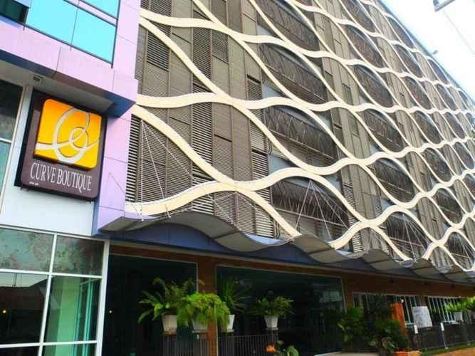 LOBBY OYO 1126 Curve Boutique Pattaya