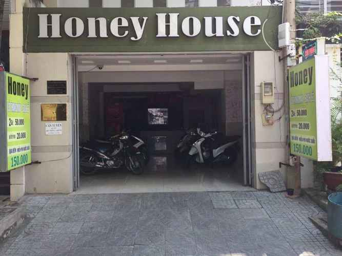 LOBBY Khách sạn Honey House Trung Sơn