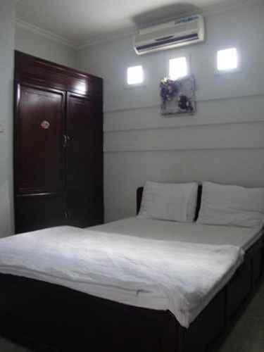BEDROOM Khách sạn Triệu Vũ