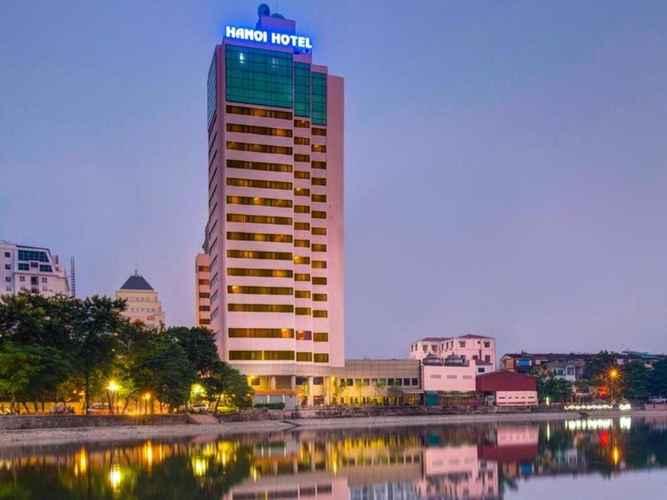 EXTERIOR_BUILDING Khách sạn Hà Nội