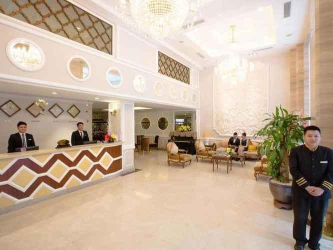 LOBBY Khách sạn Chalcedony Hà Nội