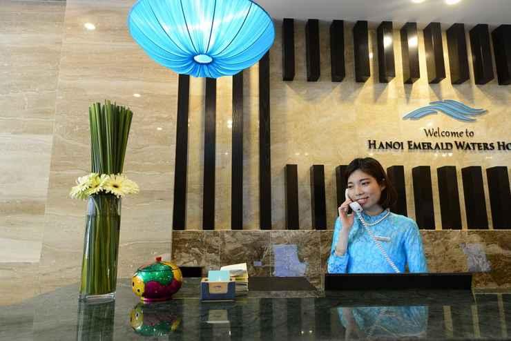 LOBBY Khách sạn Nước Biển Xanh Hà Nội