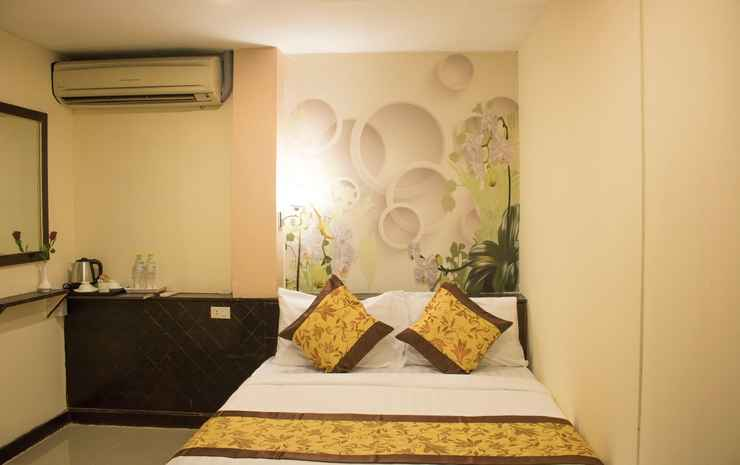 City house (Blu Mount)  Bangkok - Budget Double Room (No Window)