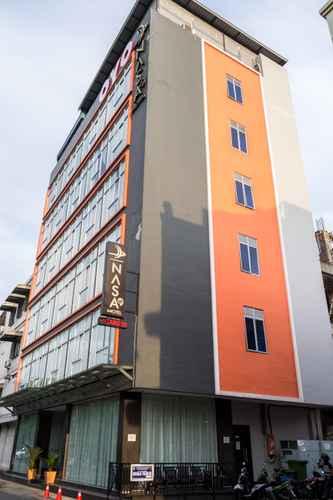 EXTERIOR_BUILDING OYO 676 Nasa Hotel