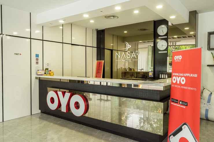 LOBBY OYO 676 Nasa Hotel