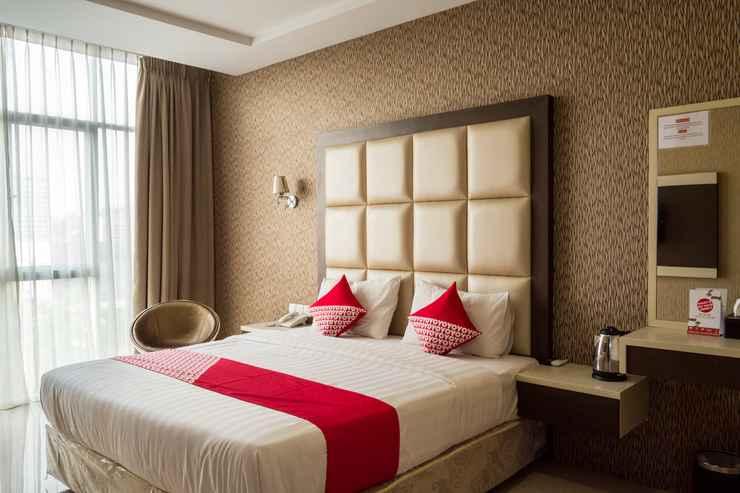 BEDROOM OYO 676 Nasa Hotel