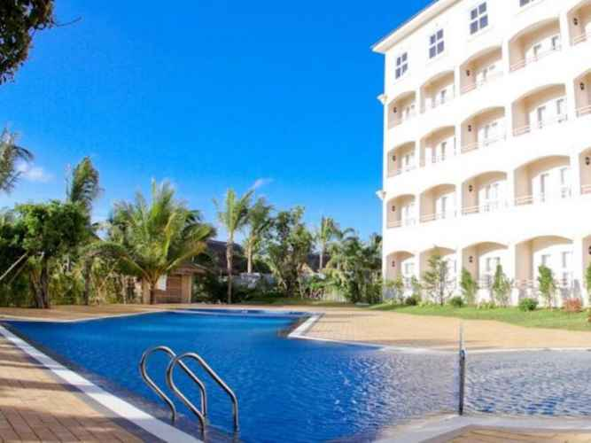 SWIMMING_POOL Hoa Binh Rach Gia Resort
