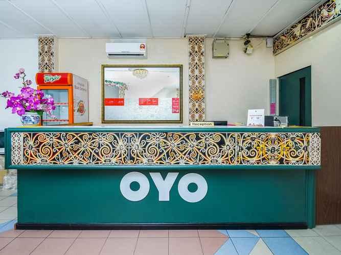 LOBBY Telang Usan Hotel Miri