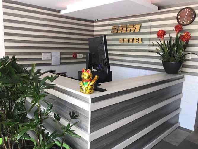 LOBBY Khách sạn Sam 2 Trung Sơn