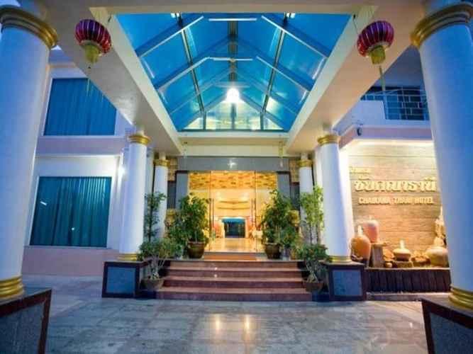 LOBBY โรงแรมชัยคณาธานี