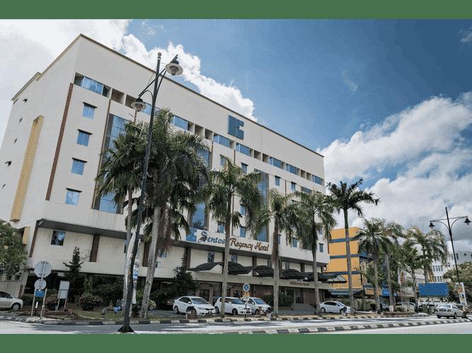 EXTERIOR_BUILDING Sentosa Regency Hotel