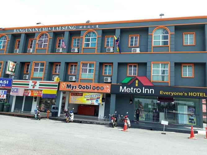 EXTERIOR_BUILDING Metro Inn Arau