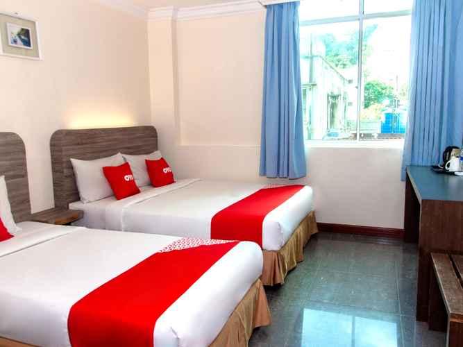 BEDROOM Sandakan Central Hotel