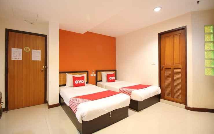 Pannee Lodge Bangkok - Standard Twin Room