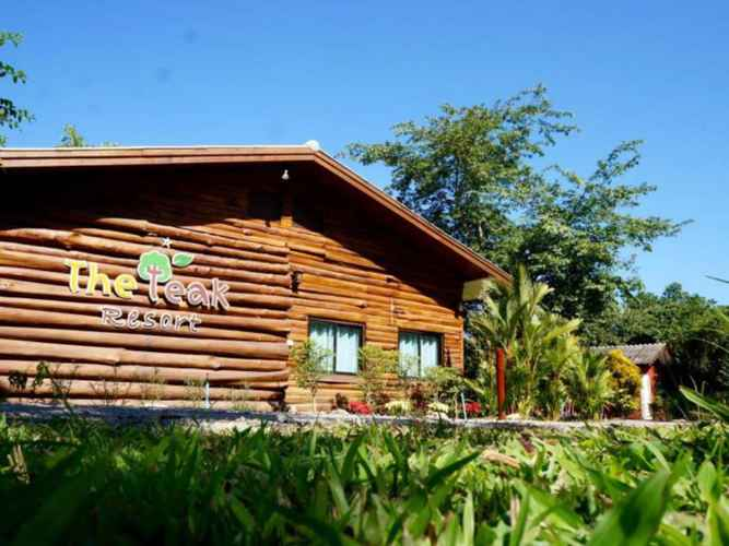 EXTERIOR_BUILDING The Teak Resort