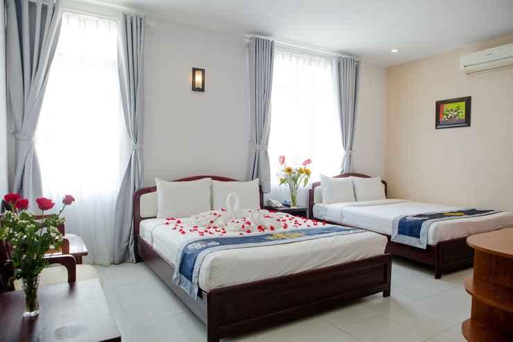 BEDROOM Lucky Hotel Nha Trang