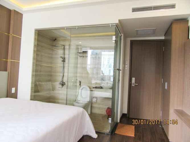 BATHROOM Khách sạn Abay Nha Trang