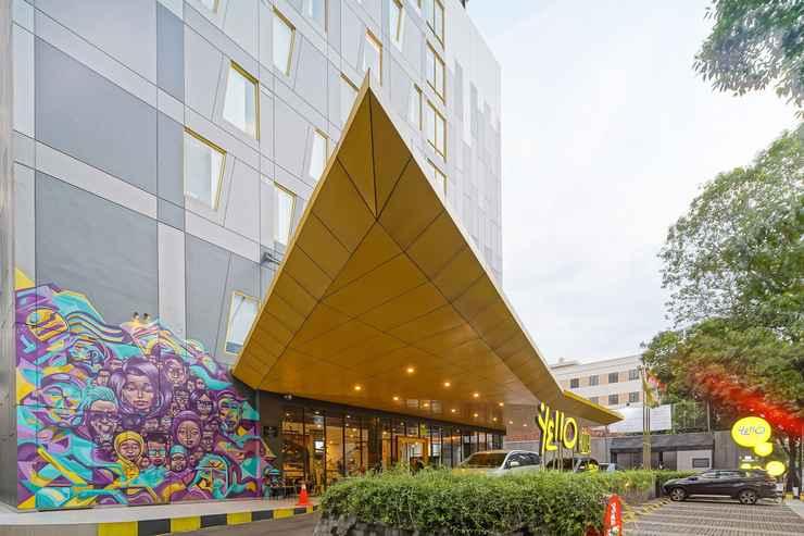 EXTERIOR_BUILDING Yello Hotel Manggarai