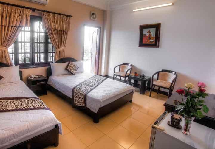 BEDROOM Khách sạn Kim Ngân Nha Trang