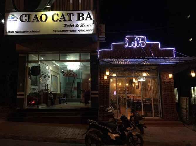 EXTERIOR_BUILDING Khách sạn Ciao Cát Bà