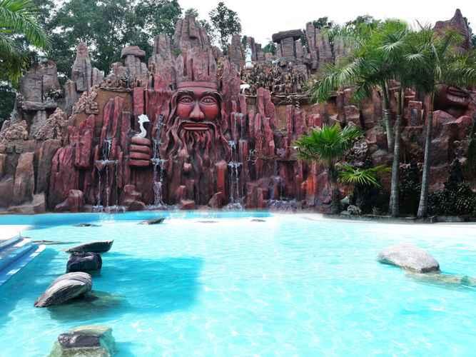 SWIMMING_POOL Resort Thanh Lâm