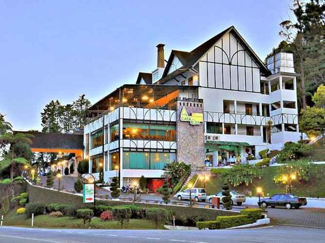 EXTERIOR_BUILDING Hotel Casa Dela Rosa