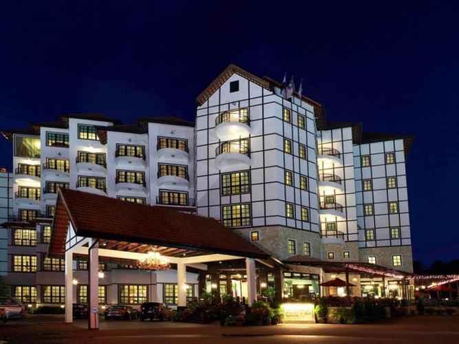 EXTERIOR_BUILDING Hotel De'La Ferns