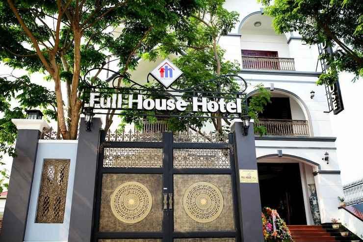 EXTERIOR_BUILDING Khách sạn Full House