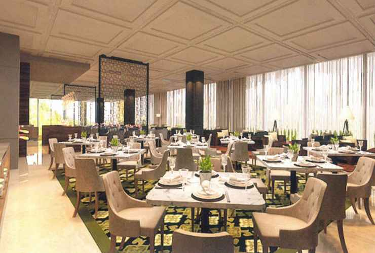 RESTAURANT Hotel Rivoli Senen Jakarta