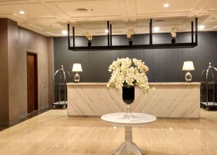 LOBBY Hotel Rivoli Senen Jakarta