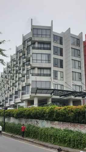EXTERIOR_BUILDING Hotel Rivoli Senen Jakarta
