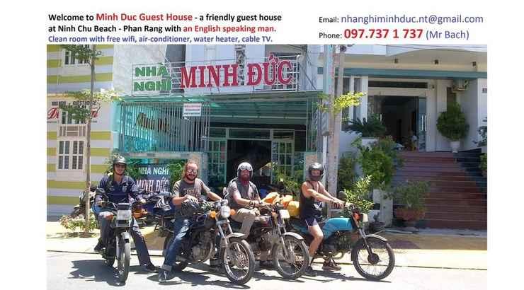 EXTERIOR_BUILDING Minh Đức Guesthouse