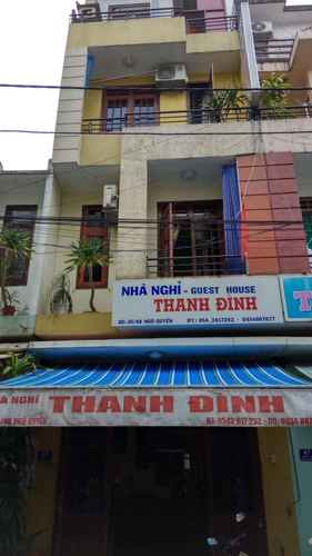 EXTERIOR_BUILDING Thanh Dinh Guesthouse