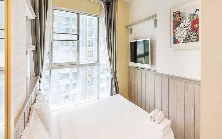 Lumpini Park Beach Jomtien Pattaya Sea View & Pool View Room 1412 (1 Bedroom) Chonburi - 1 Bedroom
