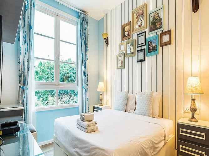 BEDROOM Summer Hua Hin Condo Pool View Room 451 (2 Bedroom)