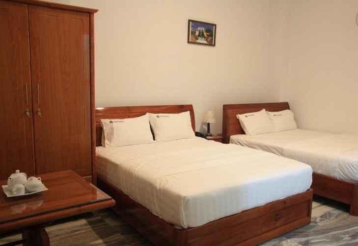 BEDROOM Khách sạn Đông Nam Ninh Thuận