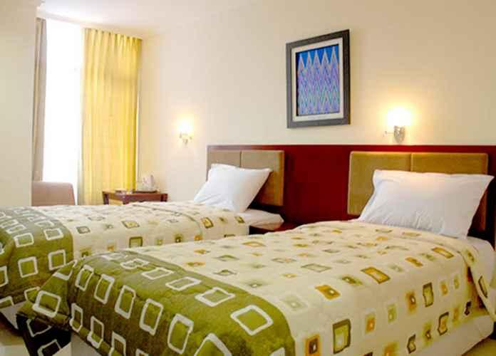 BEDROOM Hotel Istana Ratu