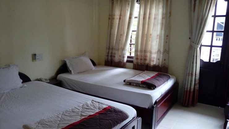 BEDROOM Khách sạn Bảo Ngọc Nha Trang