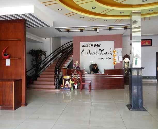 LOBBY Cao Nguyen Xanh Hotel Bao Loc