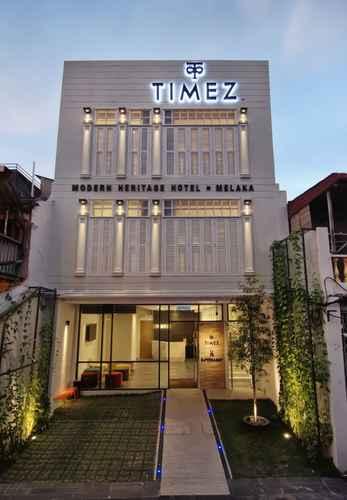 EXTERIOR_BUILDING Timez Modern Heritage Hotel