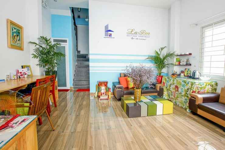 LOBBY LaBoo Boutique Apartment Nha Trang