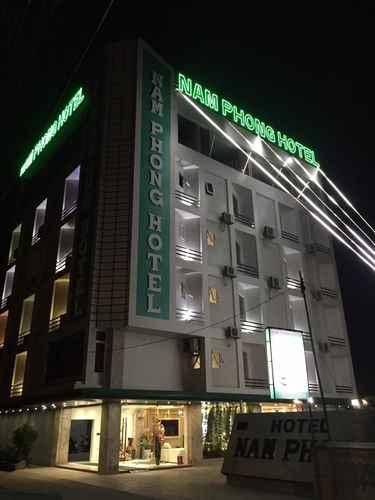 EXTERIOR_BUILDING Nam Phong Hotel